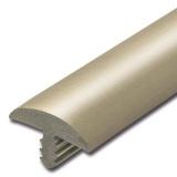 Stegkante Parat  24m  edelstahlfarbig  20mm breit