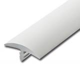 Stegkante PVC  25m  Reinweiß  20mm breit