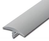 Stegkante PVC  25m  Grau   23mm breit