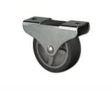 Kastenrolle für Hartböden 50kg Belastbarkeit  Rad 50mm