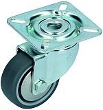 Lenkrolle mit Gleitlager Rad 50mm