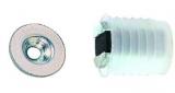 Haftmagnetschnäpper M 73/GP 9   (weiß)