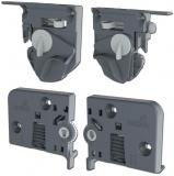 Schnäpper und Neigungsversteller für Quadro 4D V6  ( Set )