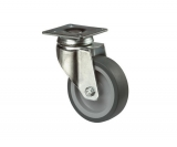 Apparate-Lenkrolle für harte Böden  Rad 75mm