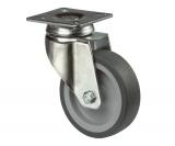 Apparate-Lenkrolle für harte Böden  Rad 100mm