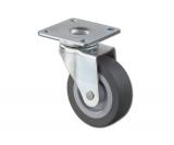 Möbel-Lenkrolle für harte Böden  Rad 50mm