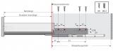 QuadroV6 SilentSystem für InnoTech Nennl. 300mm Korpusseite 16mm